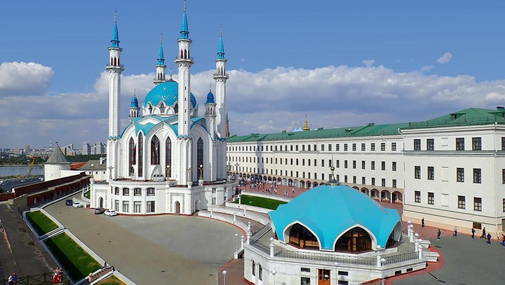 Tatarska perła w rosyjskiej koronie