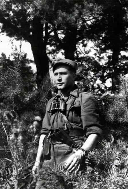 Romuald Rajs pseudonim Bury jest uznawany przez Białorusinów za odpowiedzialnego za zbrodnię ludobójstwa
