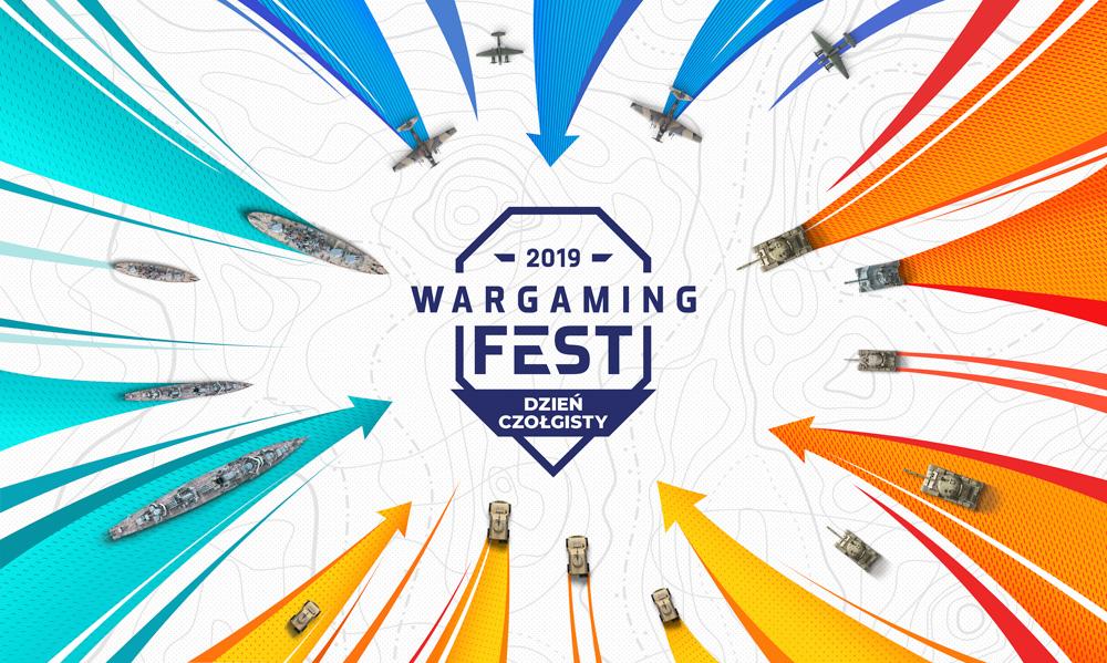 Wargaming Fest 2019 logo