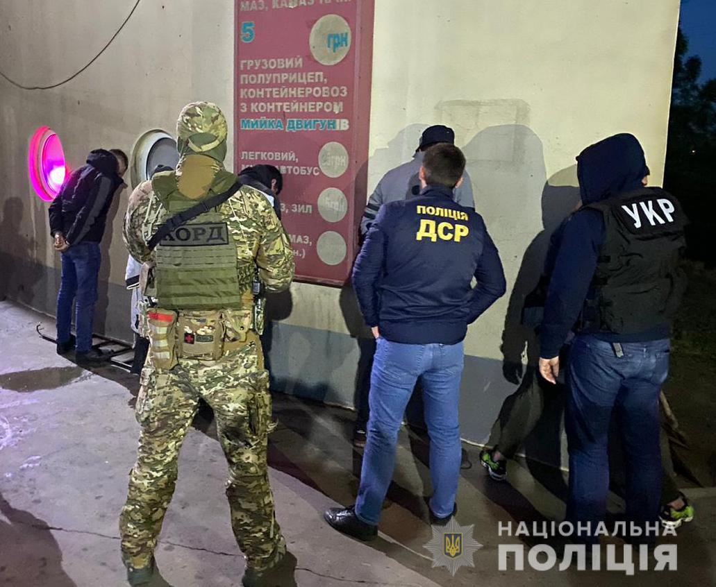 Ukraińska policja zatrzymała grupę 4 zabójców w Odessie