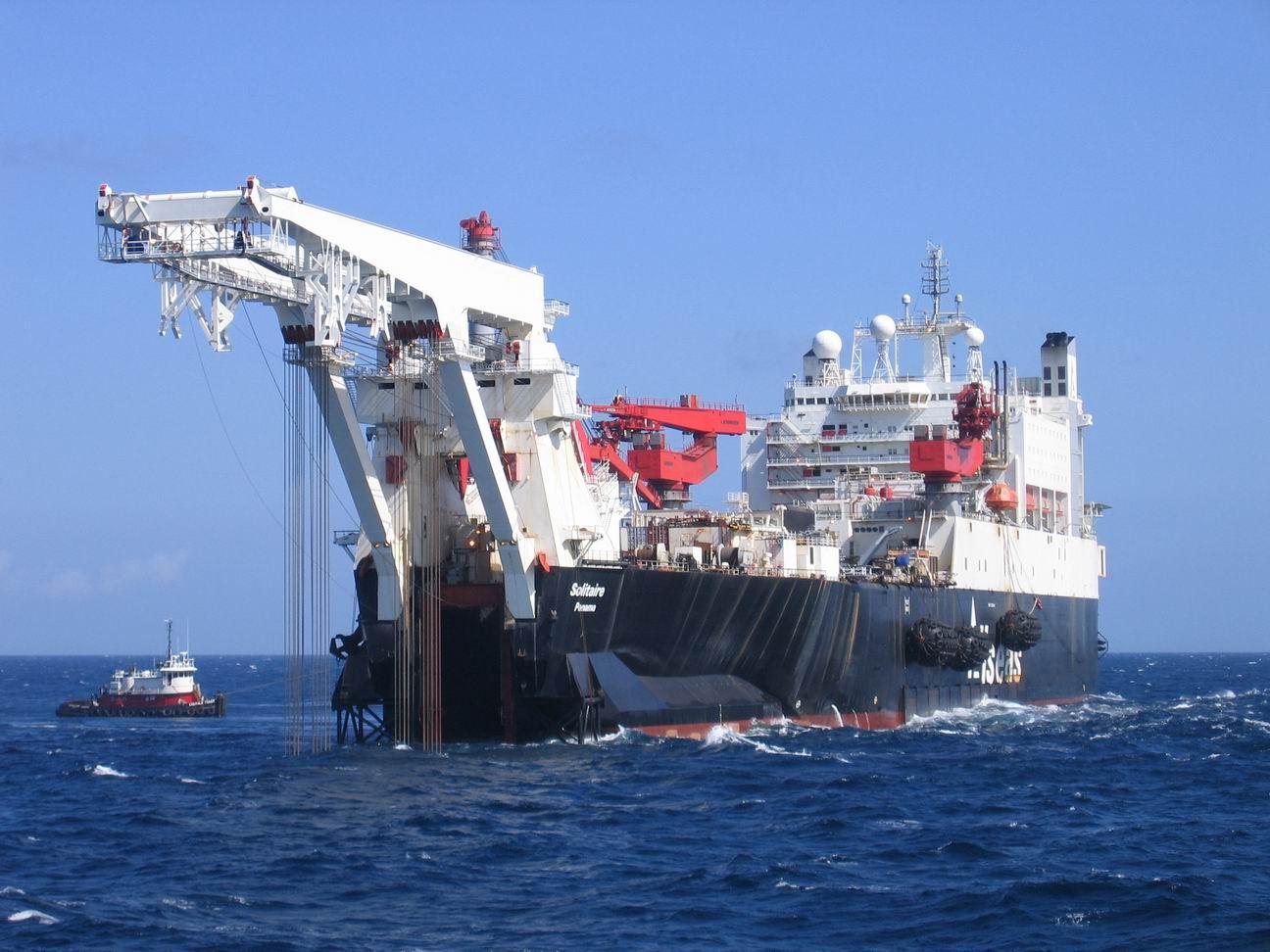 Sankcje USA także wobec klientów Nord Stream 2