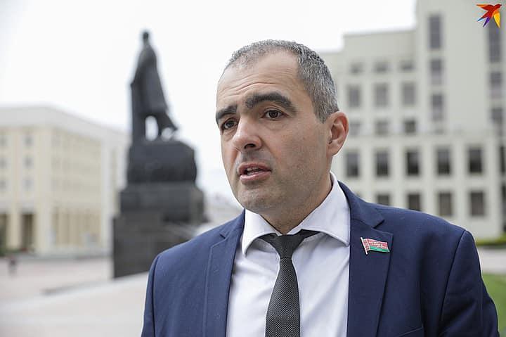 Oleg Hajdukiewicz przerwał wyścig o fotel prezydenta Białorusi