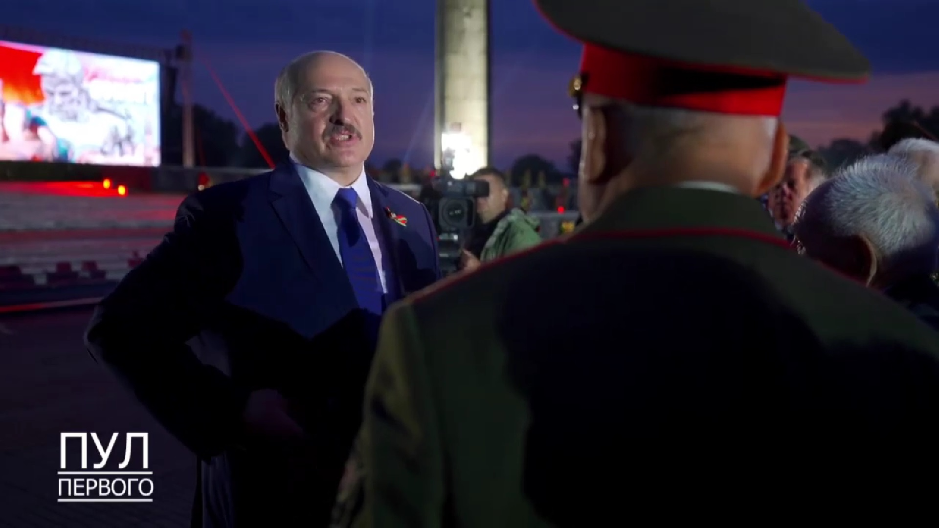 Łukaszenka: nikomu nie pozwolę siłą rozwiązywać problemów, które trzeba rozwiązać pokojowo