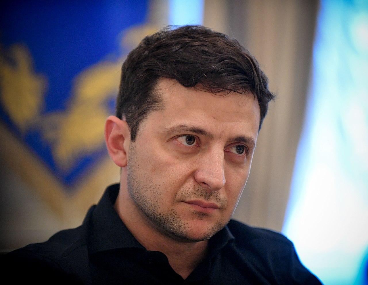 """Zełeński w rozmowie z Ukraińską Prawdą """"chciałem zarazić się koronawirusem"""""""