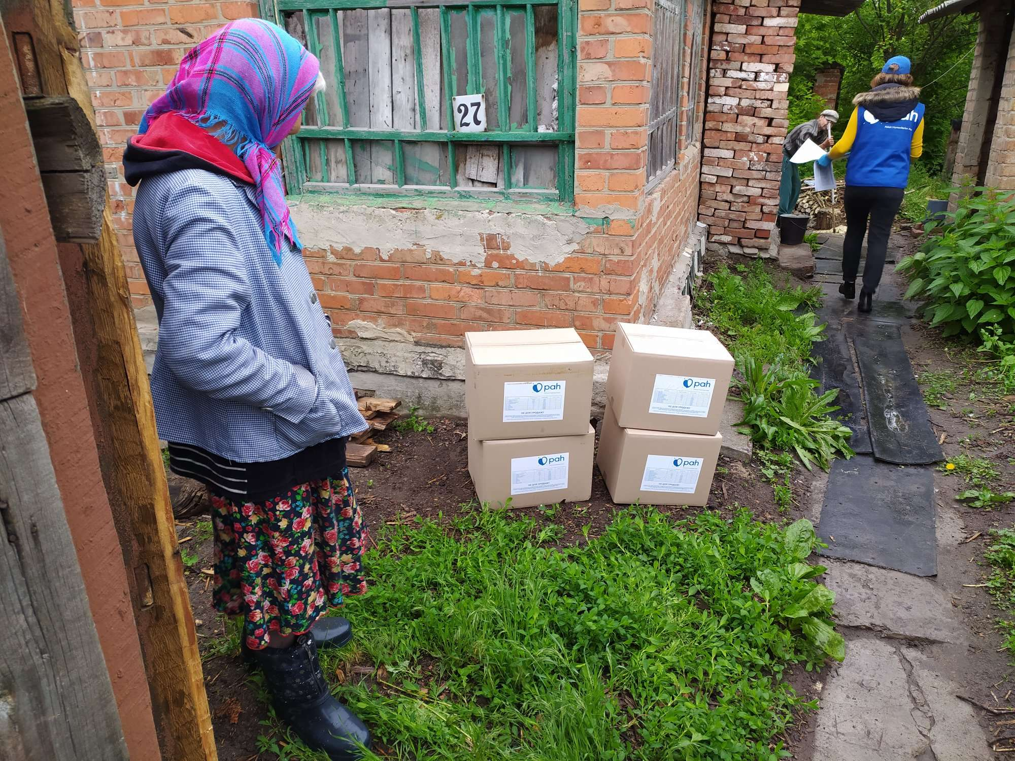 Wojna w czasach zarazy – rozmowa z Claudią Zygmunt, koordynatorką misji Polskiej Akcji Humanitarnej na Ukrainie