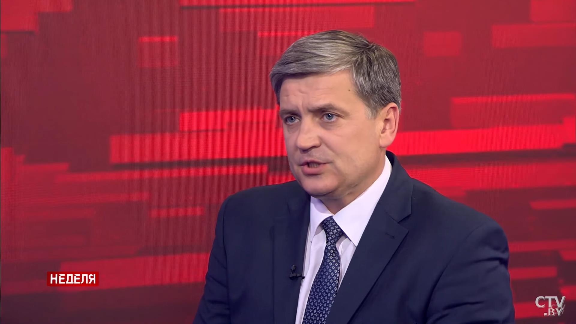 Minister informacji Białorusi chce ograniczyć dostęp do informacji szkodzących państwu