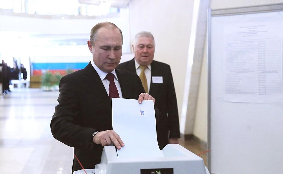 Ponad 1,3 miliona zapisów na elektroniczne referendum konstytucyjne w Rosji
