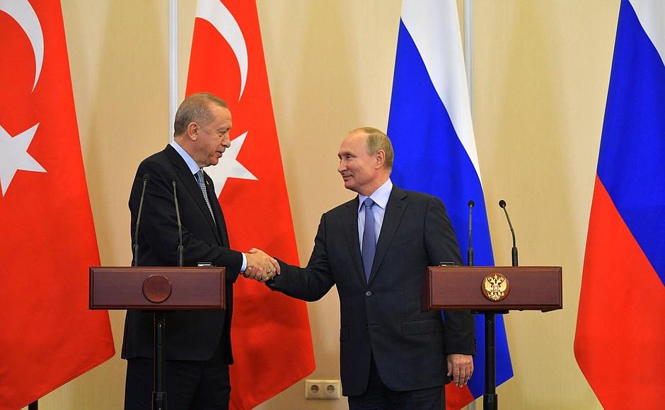 Od przyjaźni do przyjaźni?  100 lat skomplikowanych turecko-rosyjskich relacji