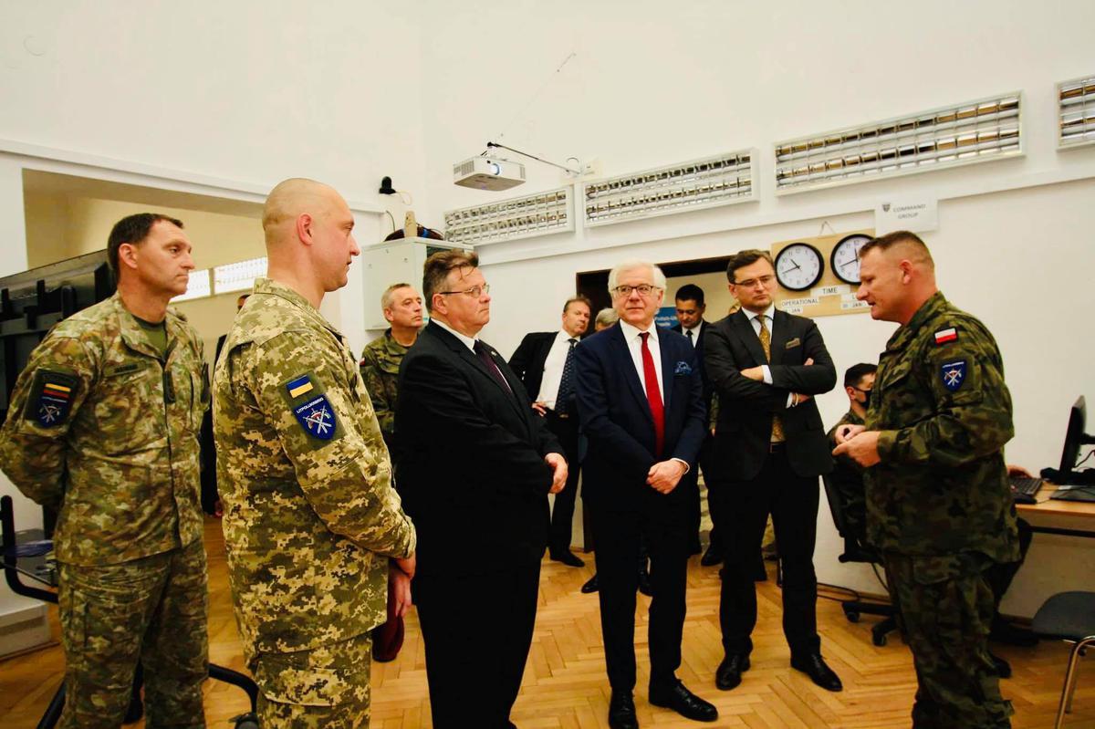 Trójkąt Lubelski: Ukraina bliżej NATO
