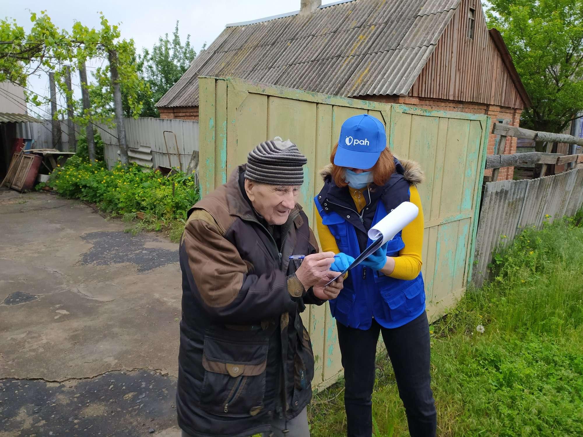 Trzy nowe projekty PAH na wschodzie Ukrainy