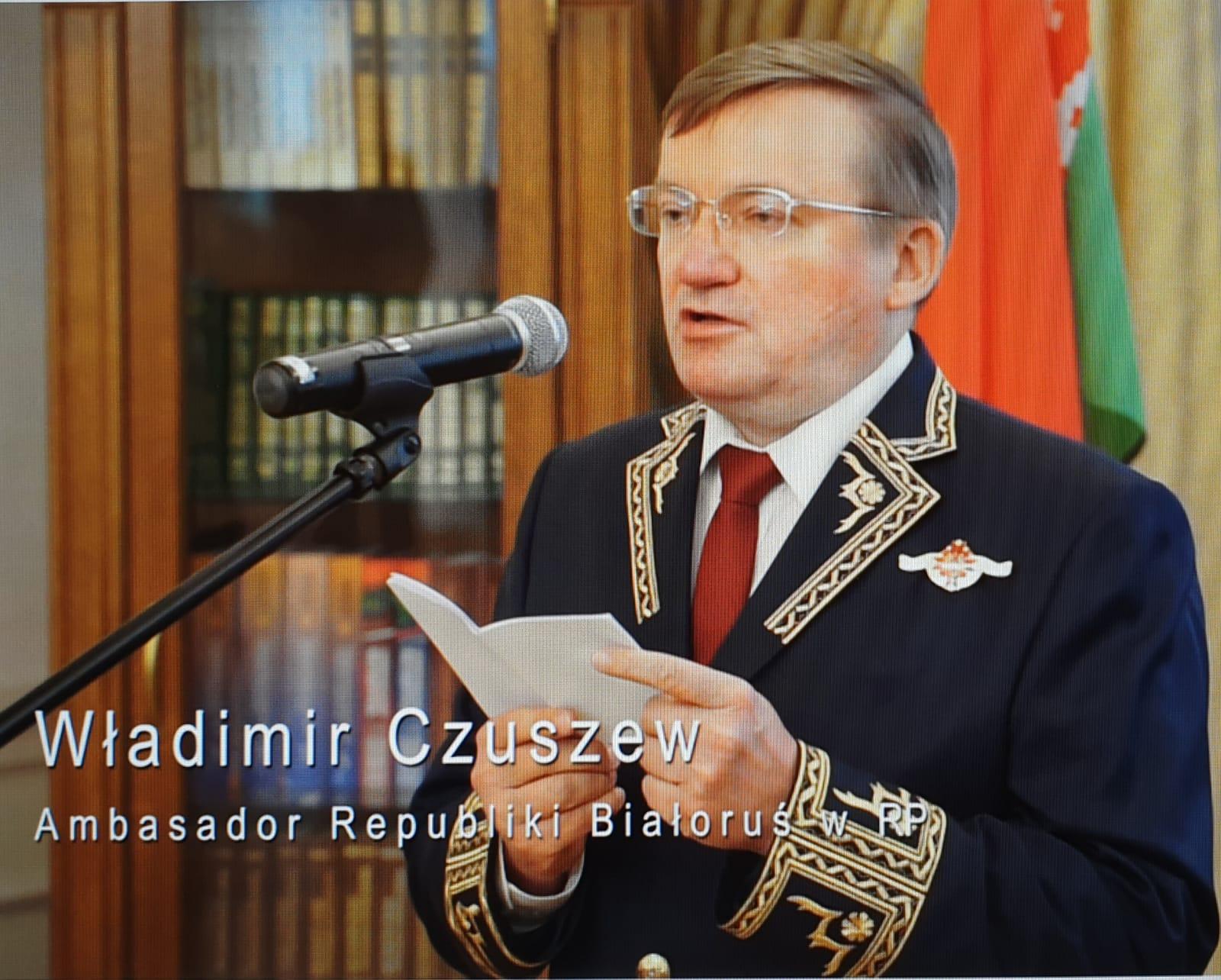 Bardzo bym chciał, by Białoruś pozostała niezależna – rozmowa z ambasadorem Białorusi w Polsce