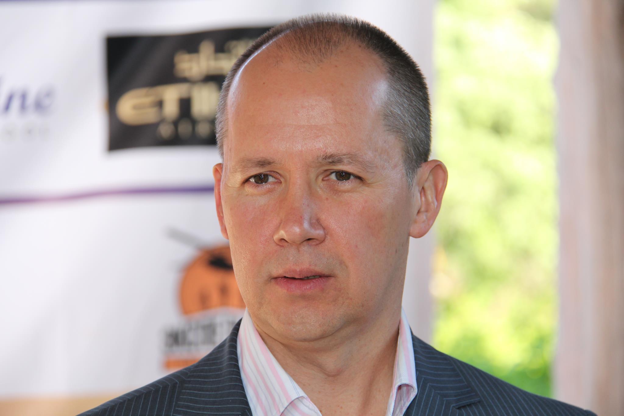 Waleryj Cepkała na Ukrainie: Kreml nie wspiera żadnego kandydata w białoruskich wyborach
