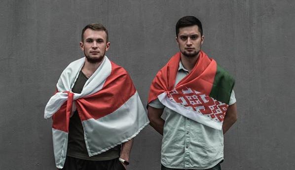 17. dzień protestów w Białorusi