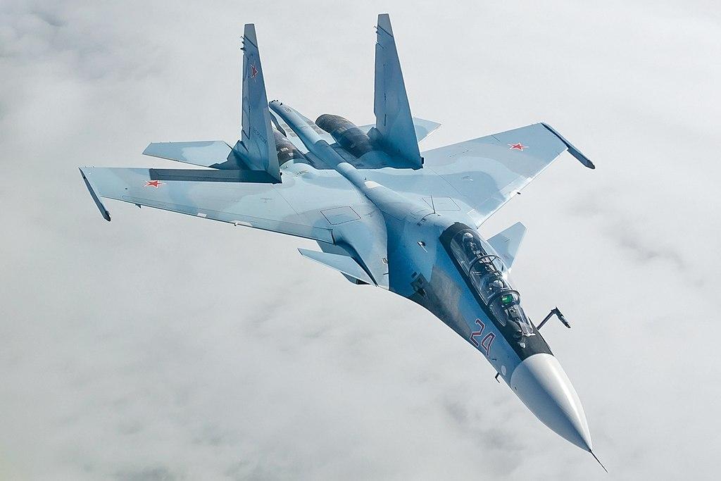 Armenia planuje zakupić od Rosji kolejne samoloty wielozadaniowe Su-30SM