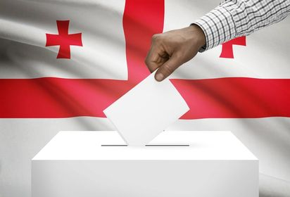 Wybory w Gruzji. Gruzińskie Marzenie prowadzi