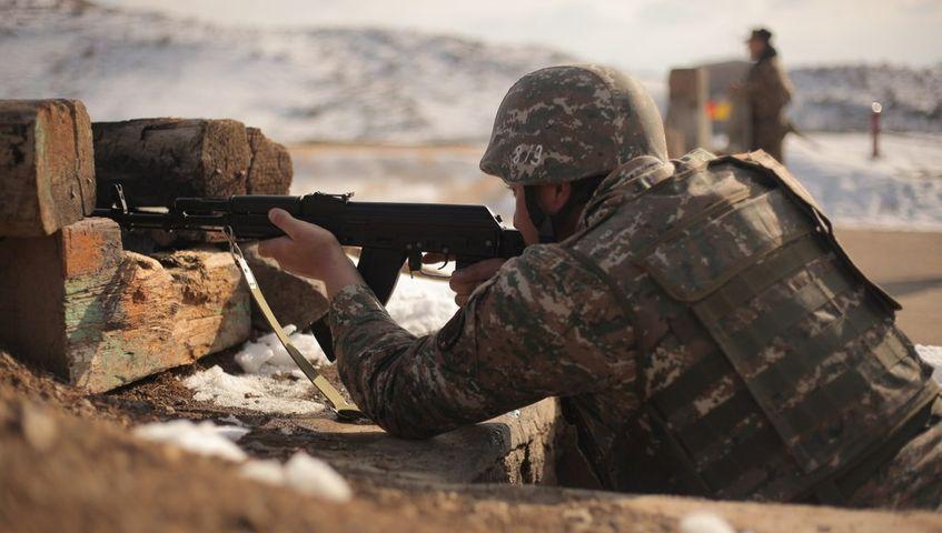Konflikt między Armenią i Azerbejdżanem. Groźba pełnowymiarowej wojny.