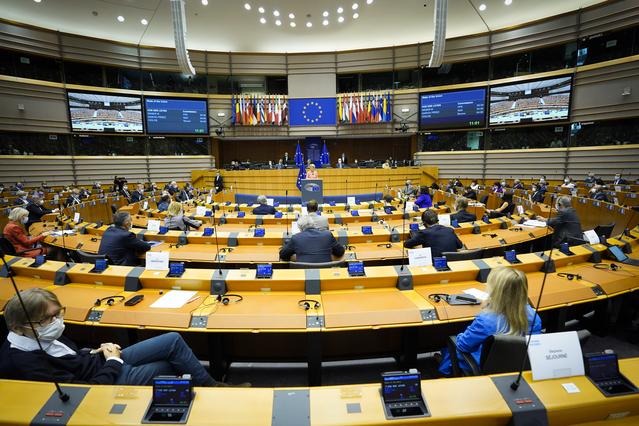 PE: popieramy aspiracje Białorusinów