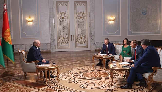 Nowa konstytucja Białorusi