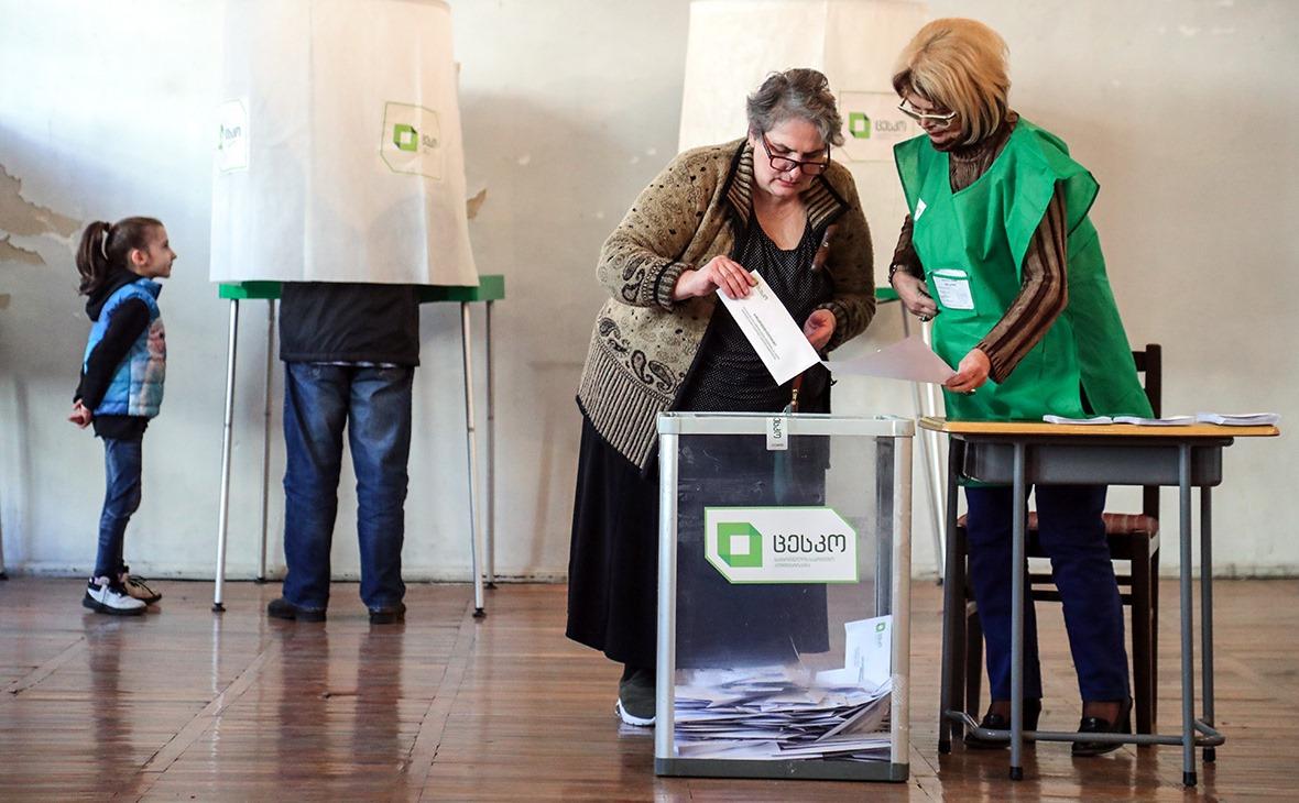 Wybory parlamentarne w Gruzji to tylko początek