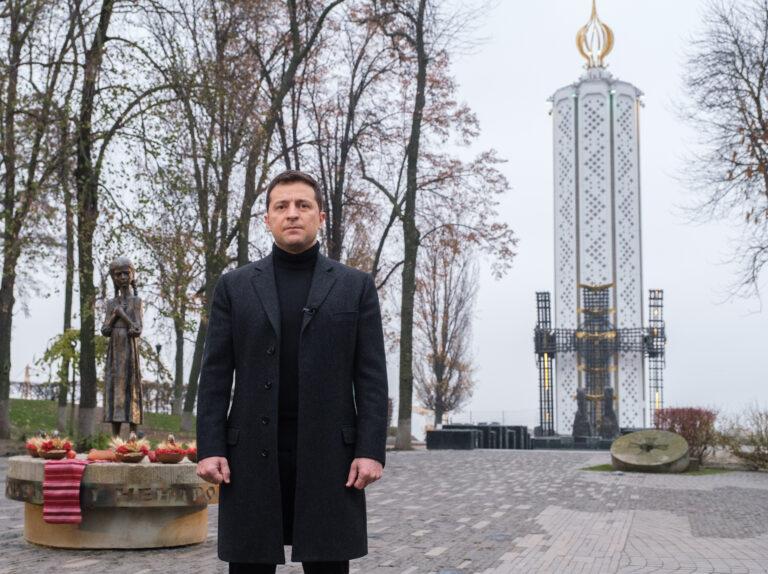 W Ukrainie upamiętniono ofiary Wielkiego Głodu