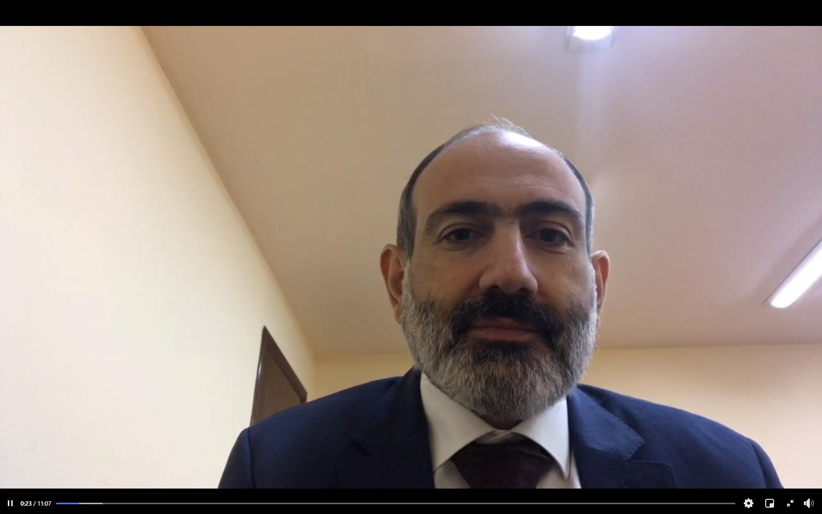 Koniec wojny w Karabachu? Nikol Paszynian podpisał porozumienie pokojowe