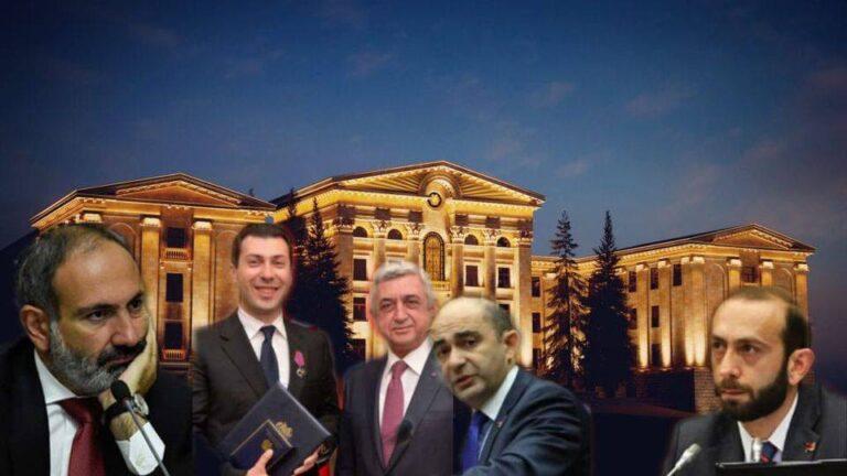 Zaostrzenie retoryki w walce politycznej w Armenii