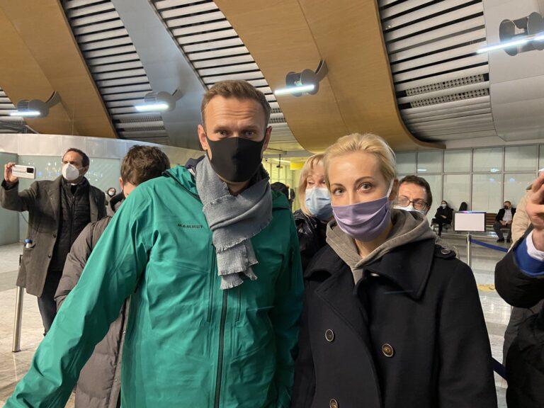 Aleksiej Nawalny zatrzymany na lotnisku Szeremietiewo. Europa reaguje