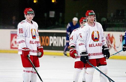 Białoruś straciła prawo do przeprowadzenia MŚ w hokeju