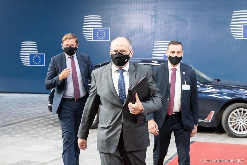 MSZ: Obrady szefów dyplomacji państw członkowskich UE z udziałem ministra Raua
