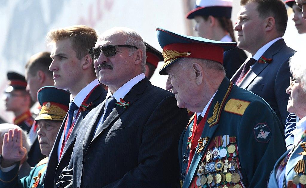 Łukaszenka. Niedoszły car Rosji – recenzja