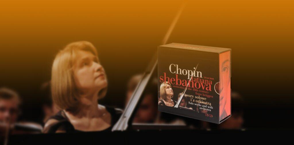Tatiana Shebanova Chopin