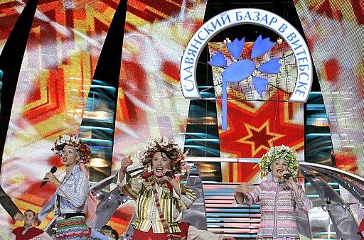 Minister kultury Białorusi o Eurowizji. Słowiański Bazar – to jest prawdziwy konkurs