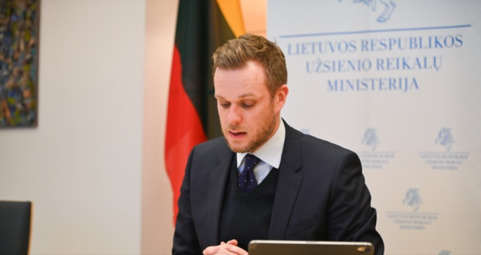 Białoruś żąda ekstradycji Cichanouskiej. Odpowiedź litewskiego MSZ to czyste złoto