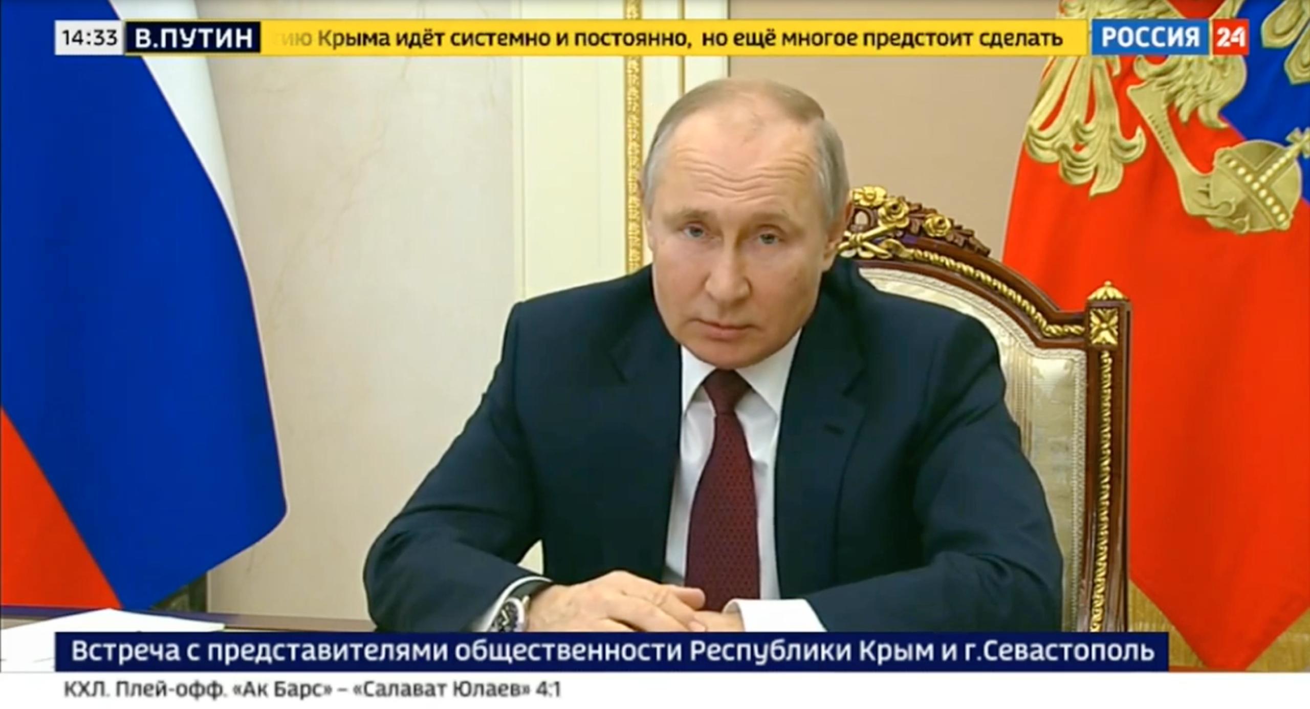 """,,Kto kogo przezywa, ten sam się tak nazywa"""". Biden grozi Rosji, Putin odpowiada"""