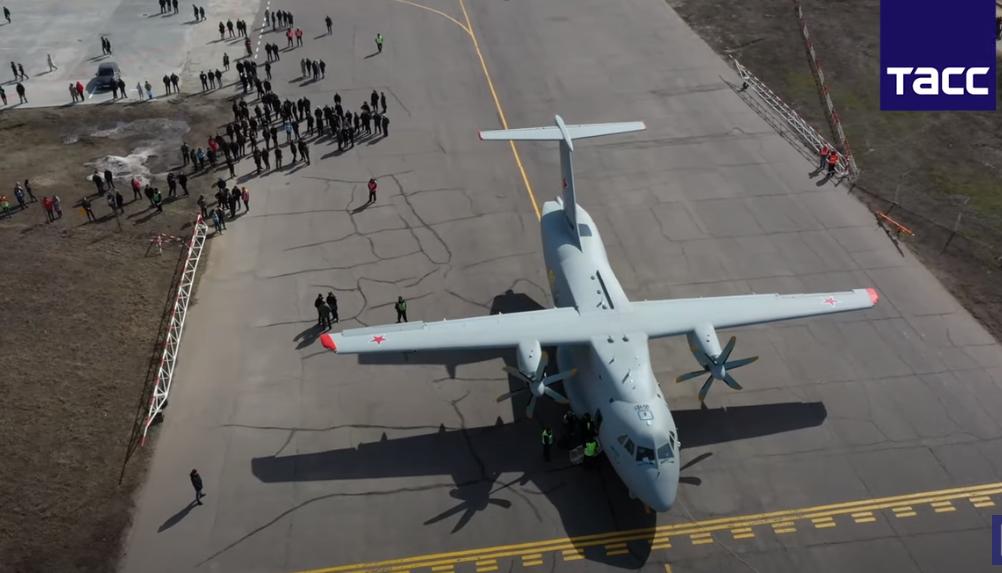 Rosja ma nowy samolot transportowy. Ił-112V z powodzeniem ukończył drugi lot