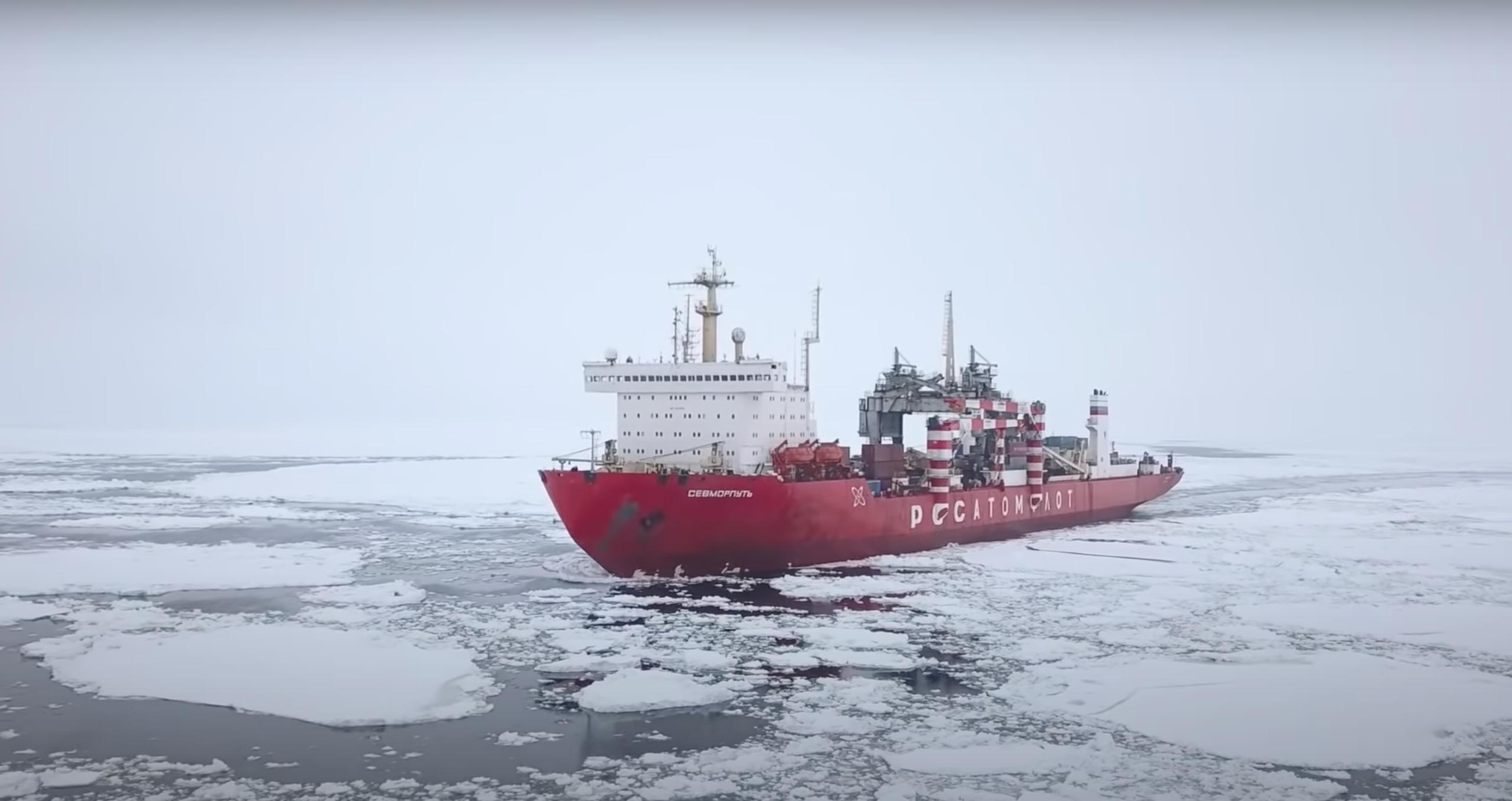 Szlak morski przez Arktykę alternatywą dla Kanału Sueskiego? Nowe szanse dla Kremla