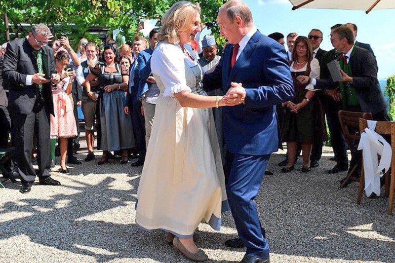 Putin tańczył na jej weselu. Teraz dostała wysoką posadę w rosyjskim koncernie paliwowym