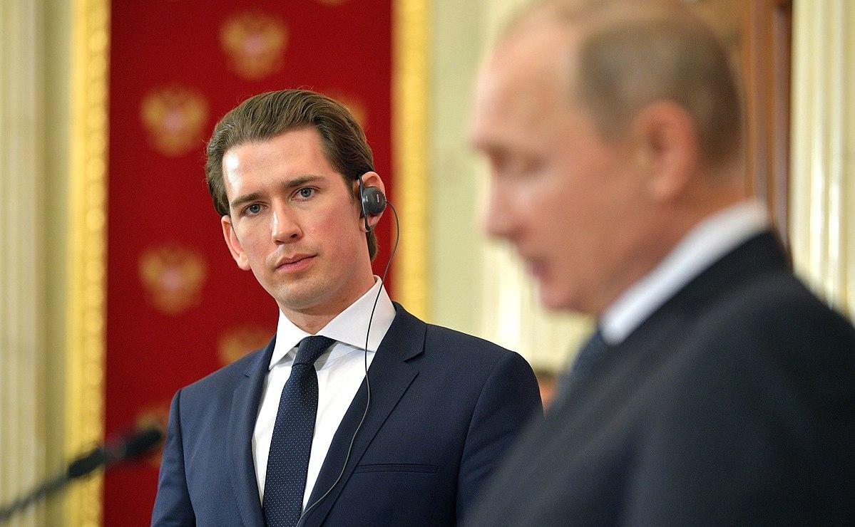 Kanclerz Austrii chce, żeby spotkanie Putina i Bidena ws. Ukrainy odbyło się w jego kraju