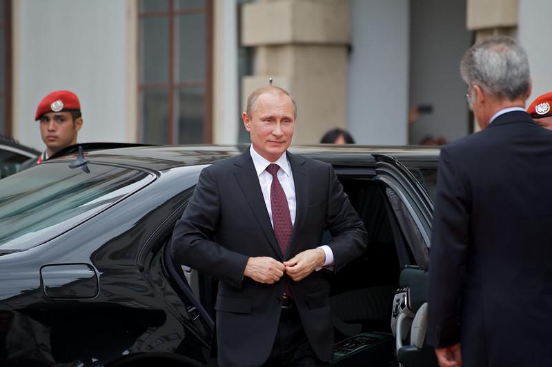 Putin zgodził się na spotkanie z Zełenskim w Moskwie