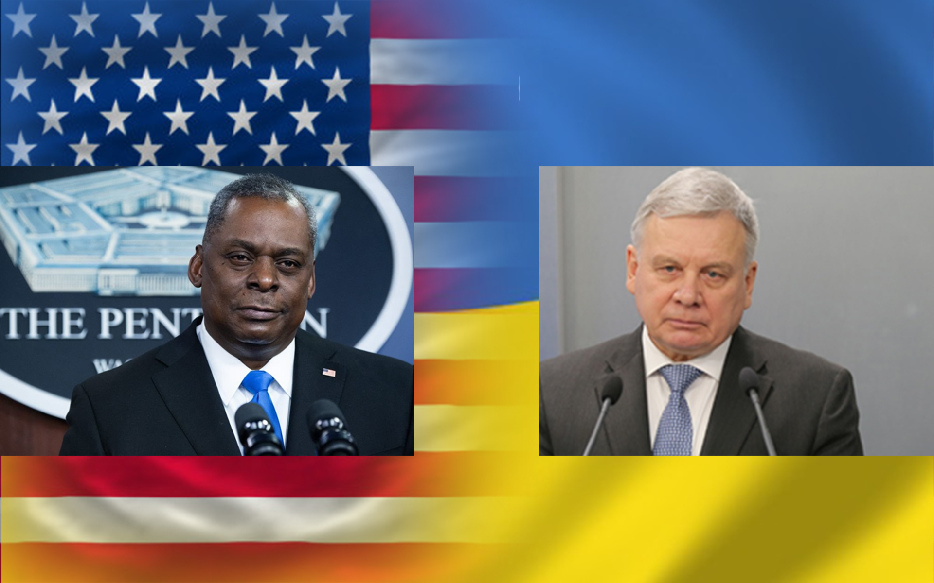 USA nie zostawią Ukrainy w przypadku rosyjskiej agresji