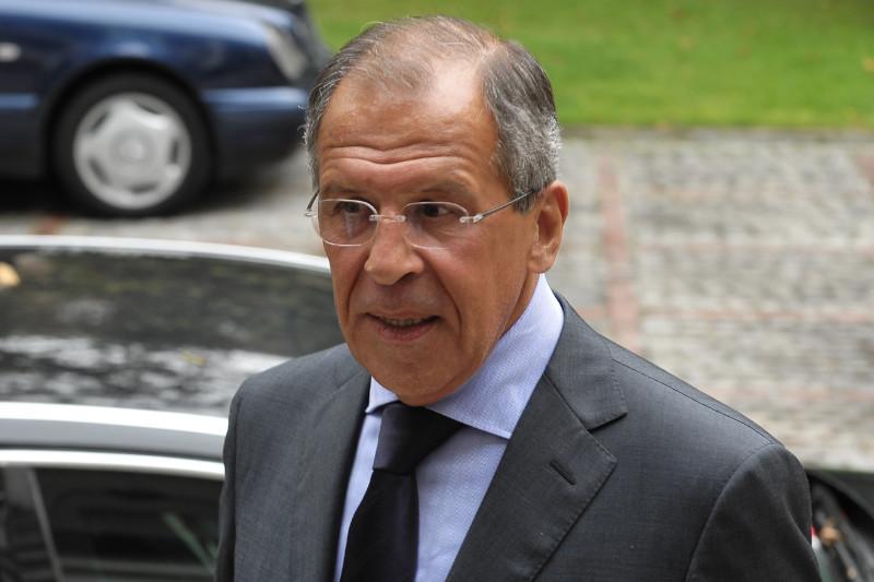 Ławrow: Rosja wydali 5 polskich dyplomatów