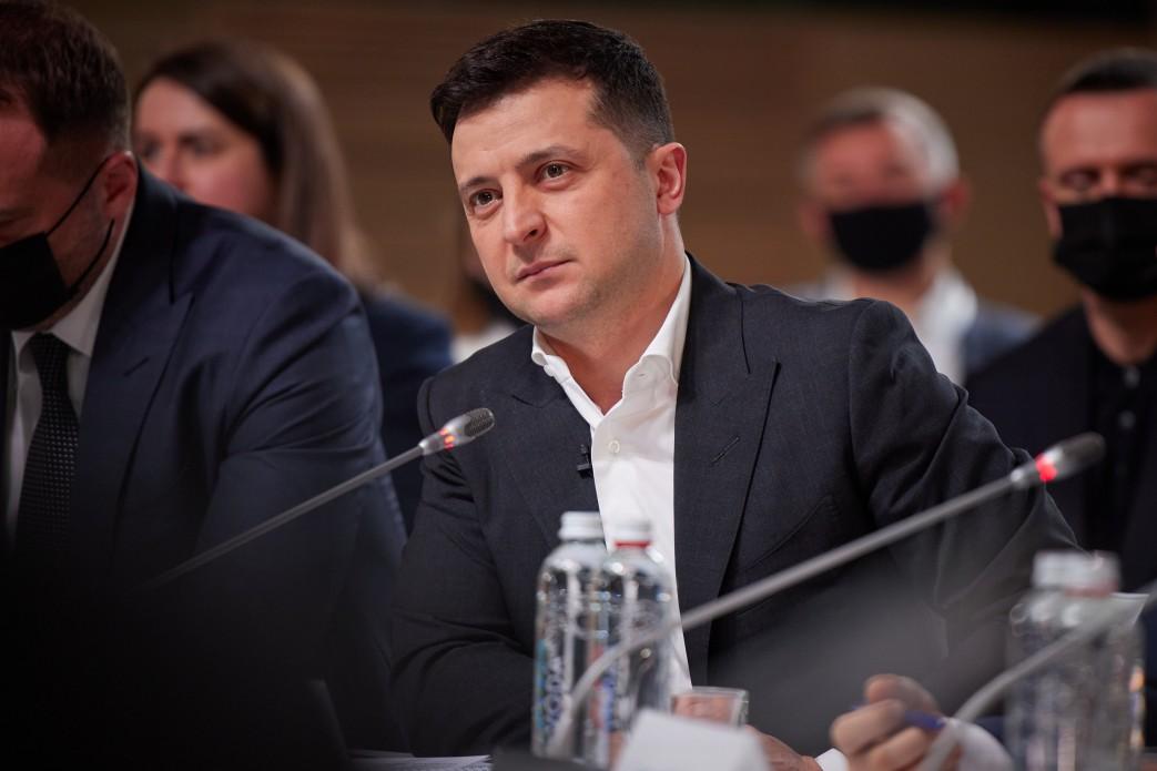 Prezydent Zełenski powołał szefową Centrum Przeciwdziałania Dezinformacji