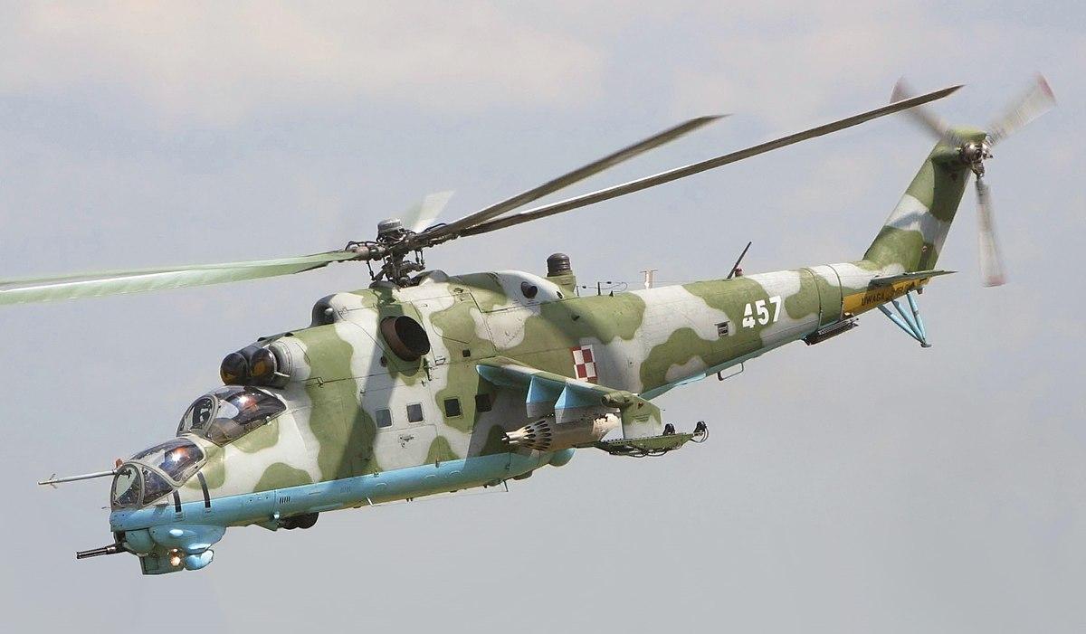 Polski śmigłowiec naruszył przestrzeń powietrzną Białorusi. Polskie dowództwo składa wyjaśnienia