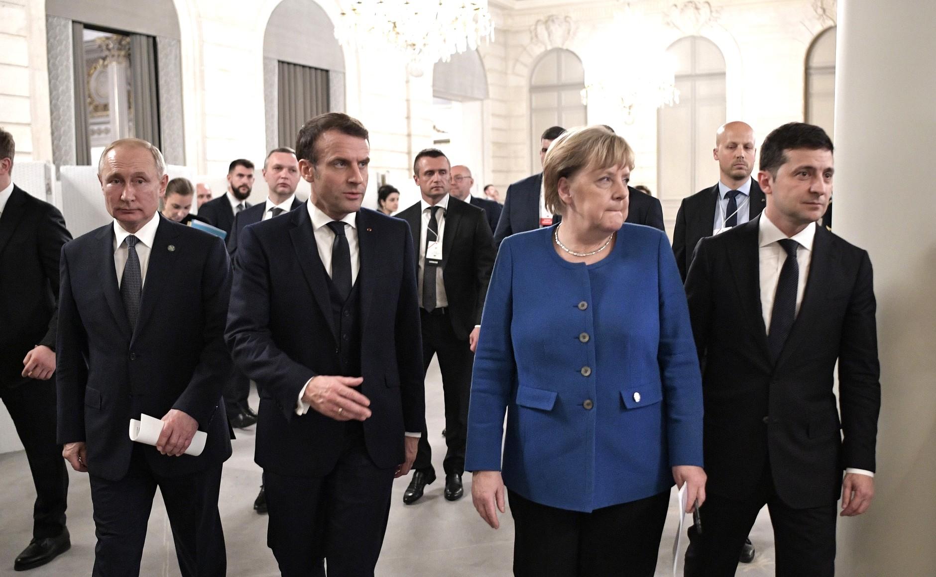 Szef MSZ Ukrainy: Spotkanie Putina i Zełenskiego się odbędzie, ale pod jednym warunkiem