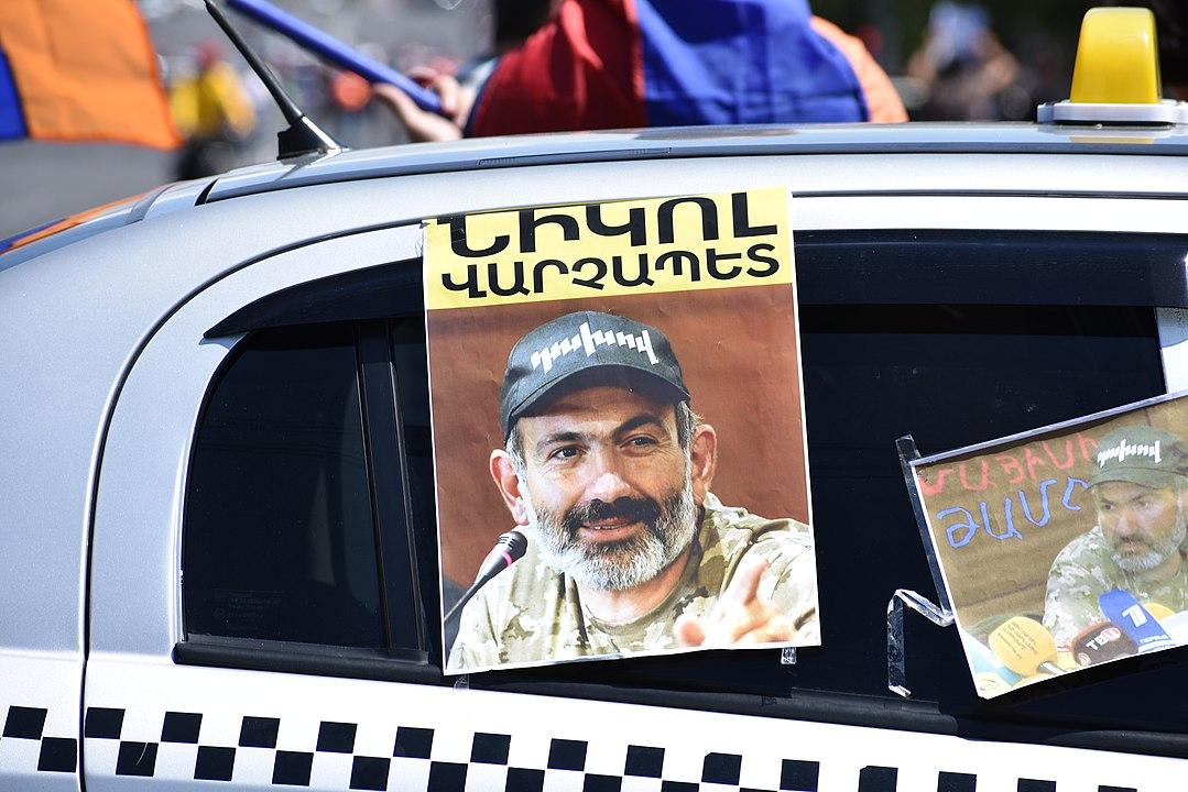 Wybory w Armenii. Cz. 1.