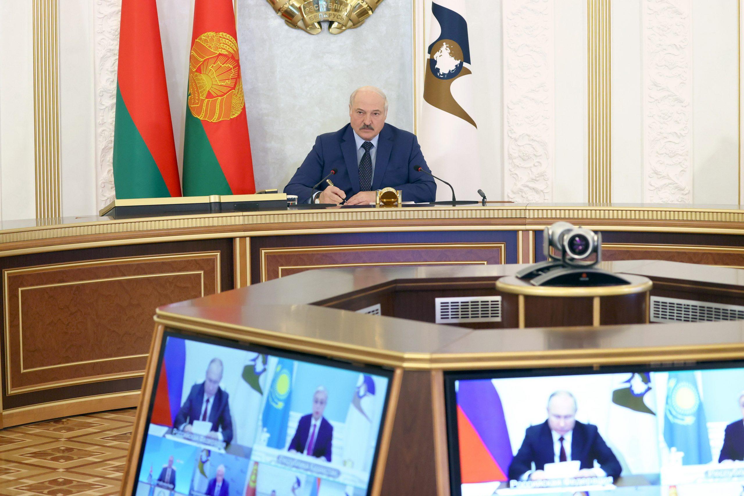 Łukaszenka ogłosił nowe święto na Białorusi. Uczci atak ZSRR na Polskę