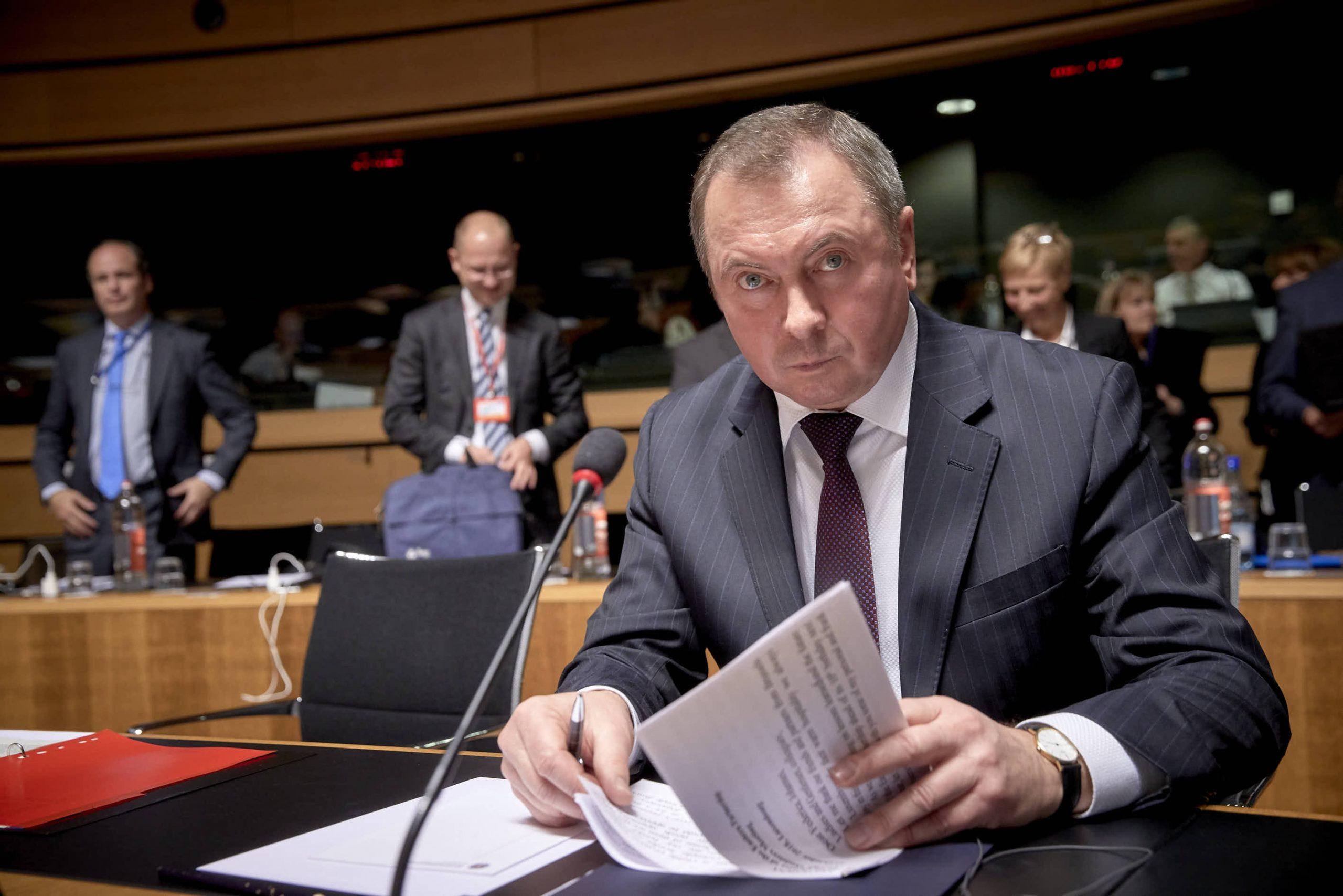 UE wprowadza sankcje wobec Białorusi. Ograniczona sprzedaż produktów ropopochodnych