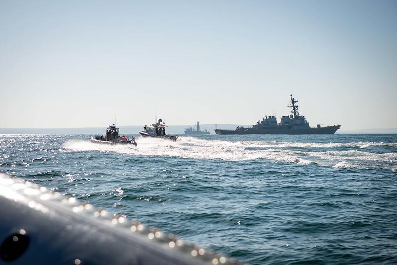 Ambasada Rosji w Waszyngtonie krytykuje ćwiczenia marynarki USA na Morzu Czarnym