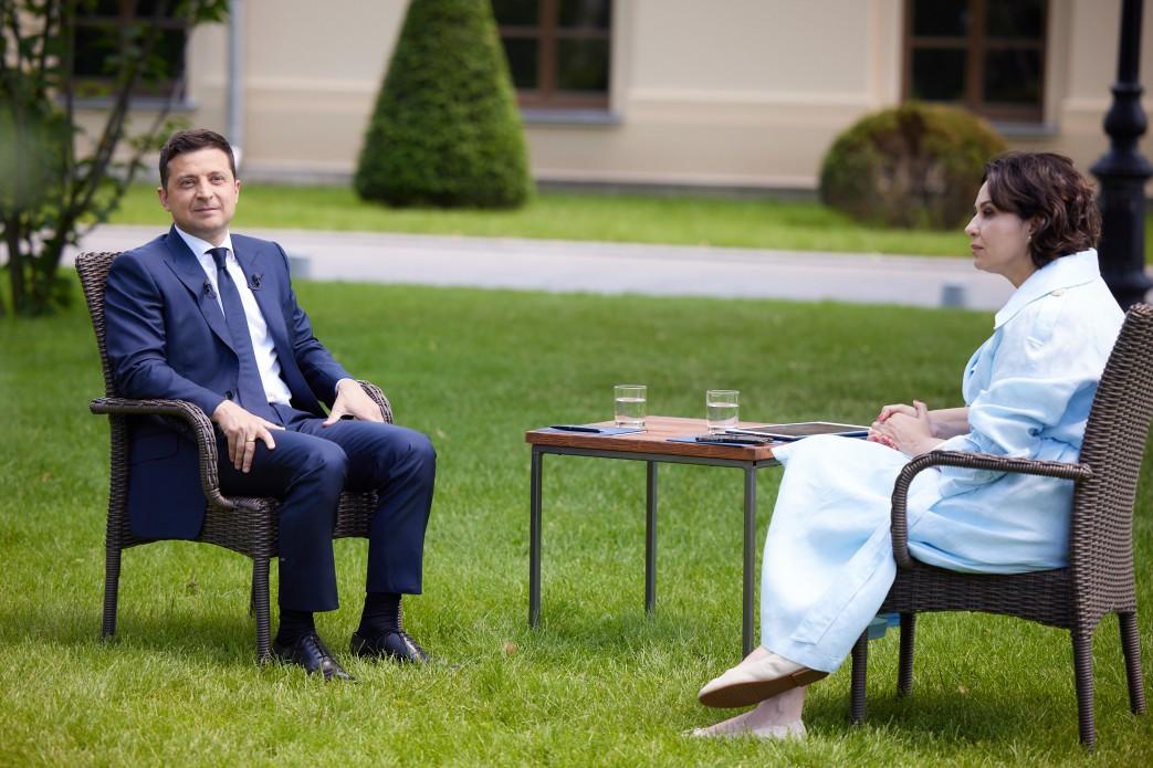 Ukraina jest gotowa zerwać stosunki z Ługańskiem i Donieckiem