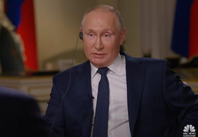 """""""Direct line"""" z Putinem. Prezydent odpowiedział na kilka pytań dot. covid-19"""